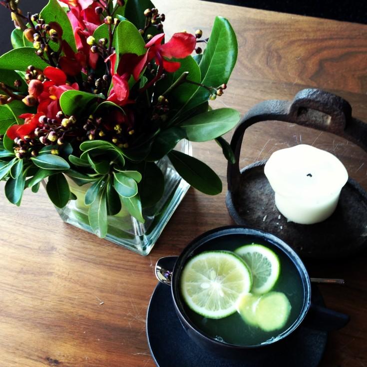 Shanghai Kunstcafe Tee