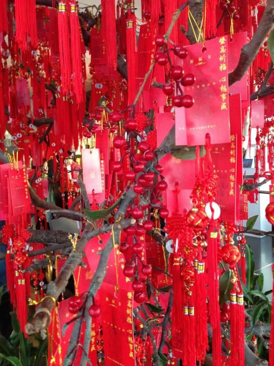 Shanghai Glücksbaum