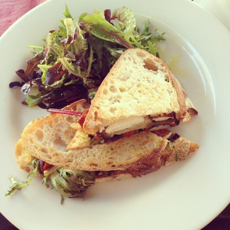 Sydney erstes Essen