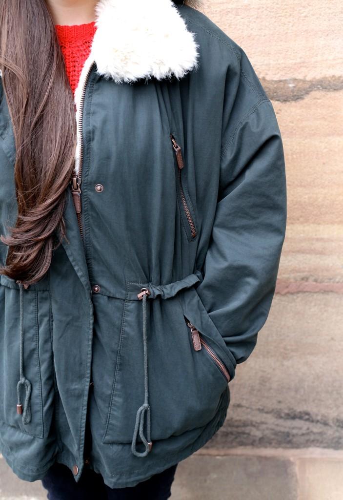 Kragen Winterlook