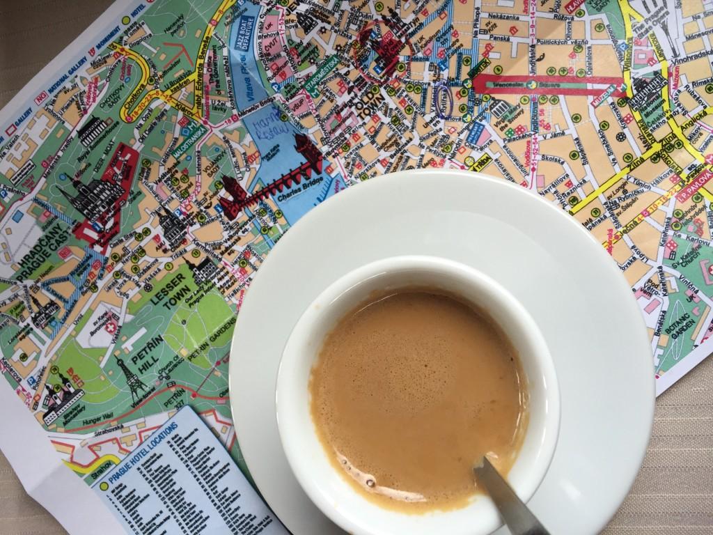 Kaffee Prag