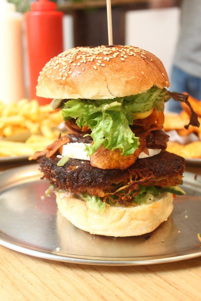 Hempels Veggie Burger