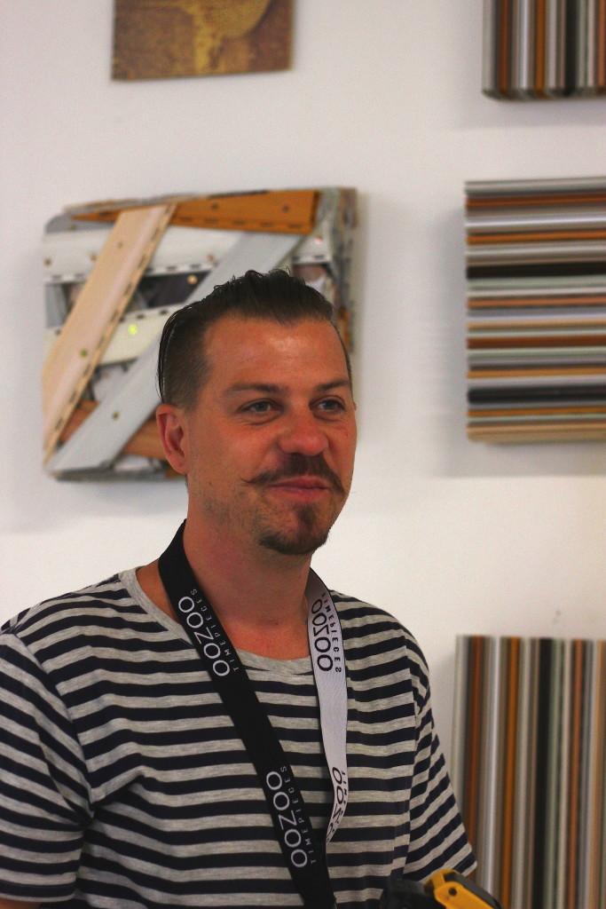 Veranstalter Laurentio Feller
