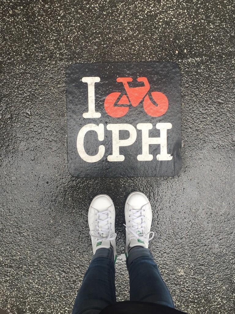 I love Kopenhagen