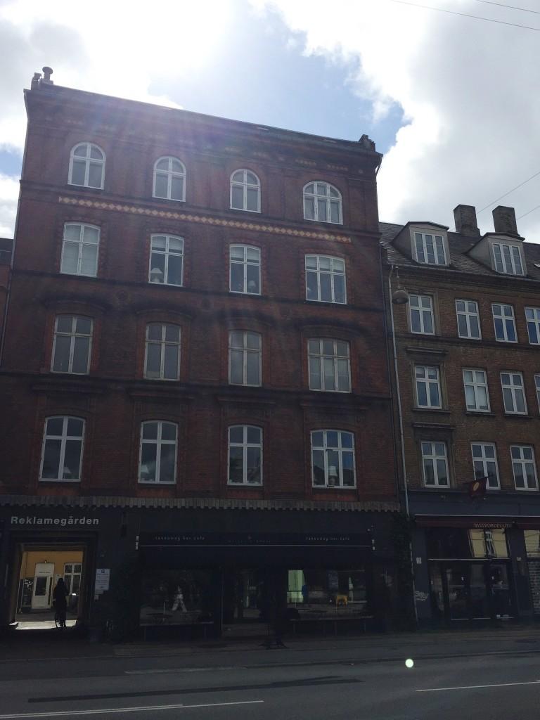 tolle Altbauhäuser Kopenhagen
