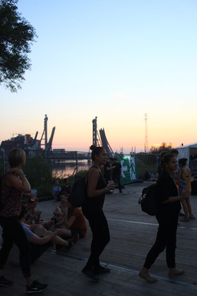 Hafen Hamburg Dockville