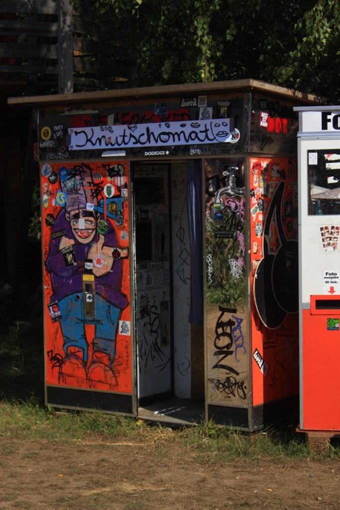 Knutschautomat