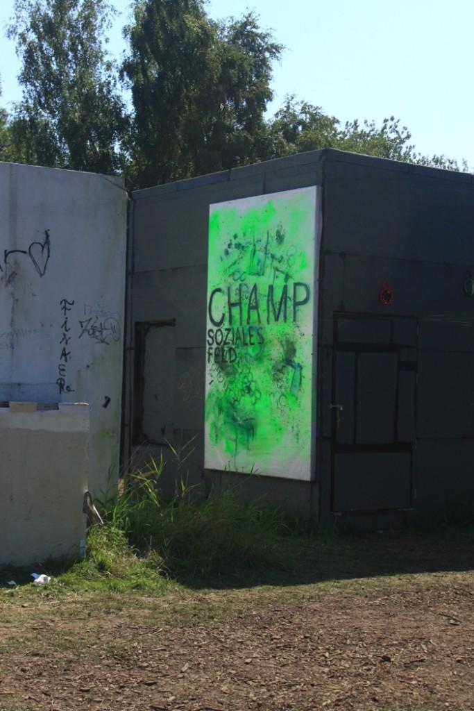 Soziales Champ Dockville