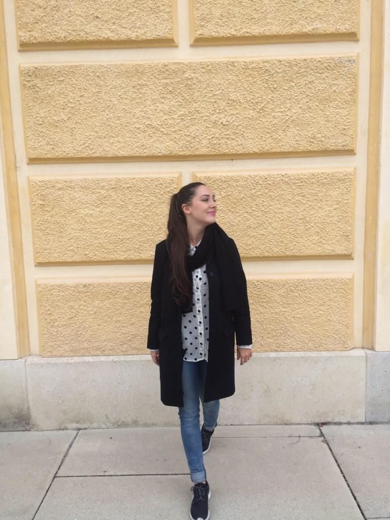 Sissi at Schönbrunn