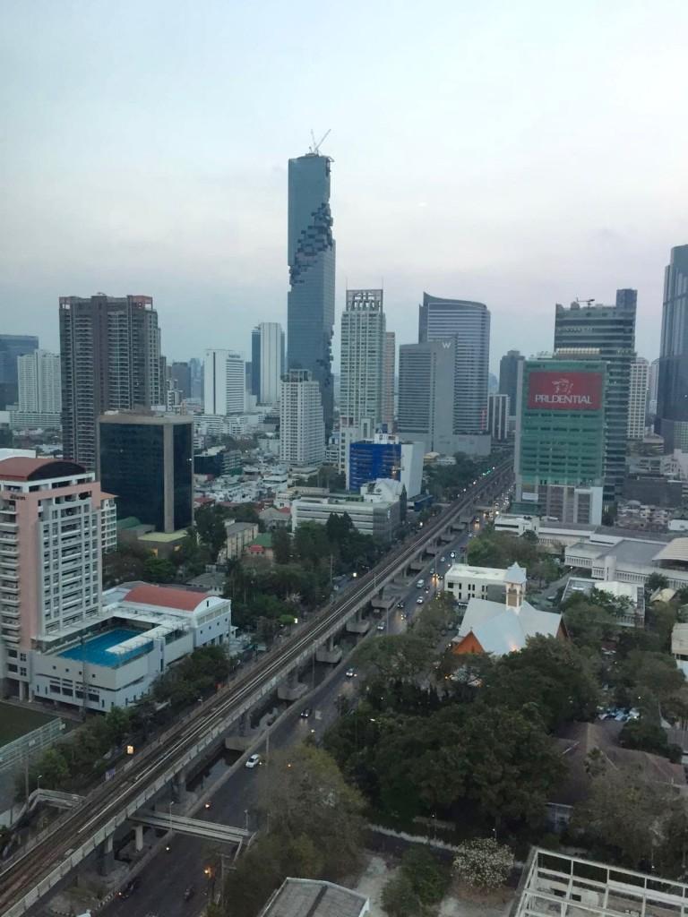 Aussicht Hotel Bangkok