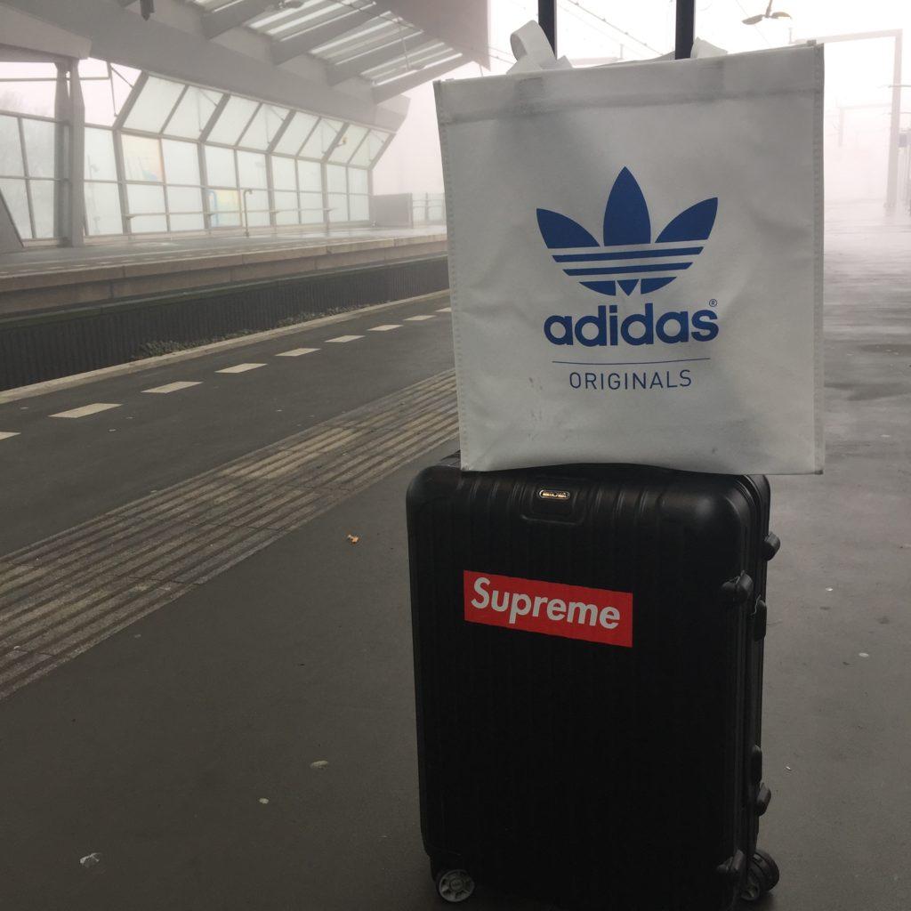 Januar 2017 Amsterdam